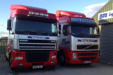 DAF and Volvo